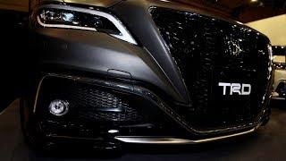 2019 All New Toyota Crown Modellista TRD HYRBID - Exterior and Interior 1080p 60fps