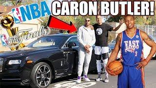 I CAN'T BELIEVE I DROVE CARON BUTLERS ROLLS ROYCE WRAITH!