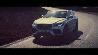 Jaguar F-PACE SVR Luxury Crossover | Jaguar USA