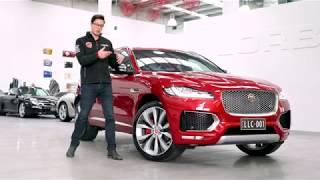 Jaguar F-Pace 35T S R-Sport (2017) - Lorbek In 60 Seconds