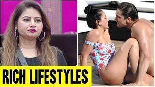The Luxury Lifestyle Of Megha Dhade 2018   Bigg Boss 12 Wild Card Contestants ♥‿♥ 2018