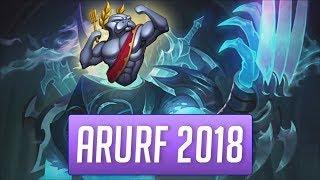 ARURF Montage 2 2018 - Zed is OP - League of Legends [LOLPlayVN]
