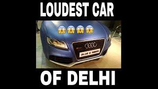 Cars Street- Naraina Vihar-Exploring Second Hand Luxury Cars and Loudest cars???? of delhi????