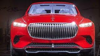 2020 Mercedes Maybach Vision DESIGN  - Ultimate LUXURY SUV  !!