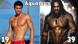 Aquaman Cast ★ Then and Now 2019
