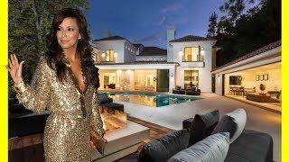 Eva Longoria House Tour $14500000 Beverly Hills Mansion Luxury Lifestyle 2018