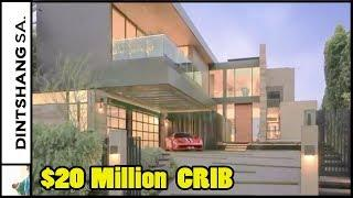 Trevor Noah Buys $20 Million Dollar (R279 Million) Luxury Crib