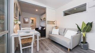 Absolutely Luxury Premium Tiny Home with Fantastic Option and Floor Plan
