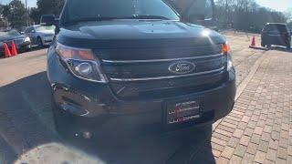 2013 Ford Explorer Milwaukee, WI, Kenosha, WI, Northbrook, Schaumburg, Arlington Heights, IL 5003A