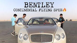 DUBAI CARS / BENTLEY CONTINENTAL FLYING SPUR LIMITED EDITION