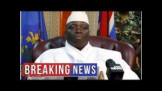 Amid Mounting Debt, Gambia Puts Jammeh's Luxury Cars, Planes on Sale