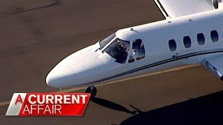 Luxury jets fly prisoners to court | A Current Affair Australia 2018