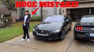 BUYING THIS CAR WAS A HUGE MISTAKE..