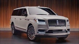 2019 Lincoln Navigator - All-New Lincoln Luxury Suv Experience