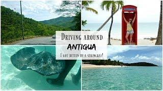 Roadtrip around Antigua - Travel Vlog - Lux Life