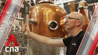 How Australia's Four Pillars distillery is reinventing gin | CNA Luxury