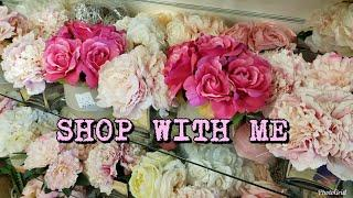 SHOP WITH ME: MARSHALLS |SUPER GIRLY GLAM | SPRING LUXURY HOME DECOR FINDS & IDEAS | MAY 2018