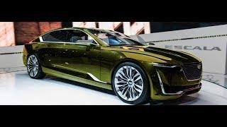 NEW 2019 - Cadillac Escala 4.2L V8 500 hp Luxury Sedan - Interior and Exterior 1080p Full HD