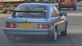 Cars Leaving Surrey Car Meet Breakfast Club January 2019