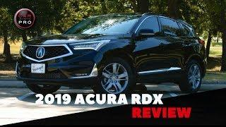 The all-new 2019 Acura RDX Delivers Style, Luxury, Tech, Power, Solid Value
