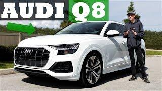 2019 Audi Q8 Review | The BEST Luxury SUV?