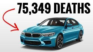 The 10 Deadliest Sedans on Earth!!