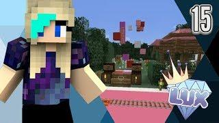 The Love Of My Life...PARKOUR! Lux SMP S3 Ep15