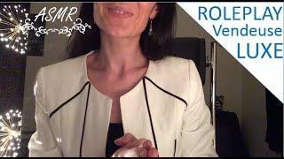 { ASMR } Roleplay Luxe Luxury 3 * whispering * tapping * scratching
