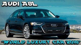 2019 Audi A8 L 3.0 TFSI V6 quattro | Driving, Interior, Exterior