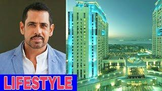 Robert Vadra Income, House, Cars, , Luxurious Lifestyle & Net Worth