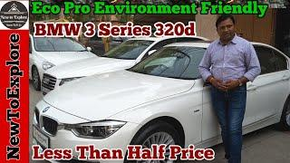 Pre Owned BMW 3series 320d EcoPro Luxury Line For sale | NewToExplore | Faith Cord
