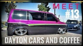 Dayton Cars And Coffee Meet #13