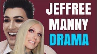 JEFFREE STAR & MANNY MUA DRAMA CONTINUES