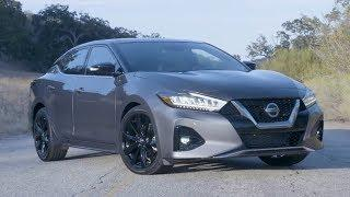 2019 Nissan Maxima; All-New Maxima Platinum Sedan Experience