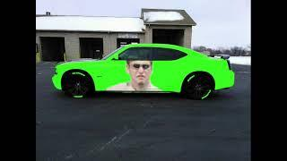 My Car Is So Green  ICan Use It As A Green Screen! #greenscreen