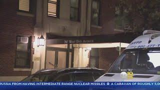 Woman Found Dead In Luxury Building