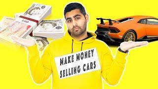 Do I Make MONEY selling cars? | ANISHVIN ANSWERS