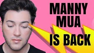 MANNY MUA IS BACK WITH MORE DRAMA