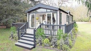 Stunning Beautiful The Southwold Single Luxury Lodge | Lovely Tiny House