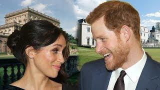 Harry & Meghan will spend the night at separate LUXURY hotels before the royal wedding