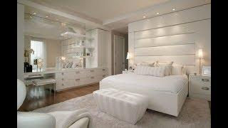 60 Bedroom and Bed Furniture Design Ideas 2018 - Luxury and Classic Master Bedroom Part.56