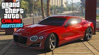 GTA 5 ONLINE - NEW LUXURY CAR & NIGHTCLUB RELEASE DATE LEAKED! (GTA 5 DLC)