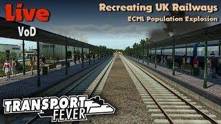 [VoD] Transport Fever: ECML Population Explosion!