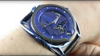 De Bethune DB28 Kind of Blue DB28ZS8S Luxury Watch Review