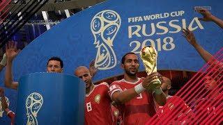 ???? LIVE FIFA 18 - FIFA WORLD CUP 2018 RUSSIA - MOROCCO
