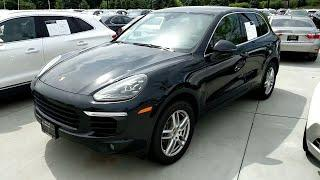 "2016 Porsche Cayenne Base - ""luxury"" at a cost"