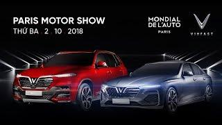 VinFast to unveil Lux A2.0 SUV and Lux SA2.0 Sedan at Paris Motor Show | New Auto TV