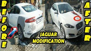 "Let's Paint Jaguar XE | Cost For Painting A luxury Car Featuring ""Jaguar XE"" 