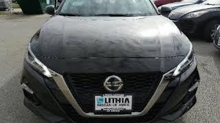 2019 Nissan Altima 2.5 SR in Ames, IA 50010