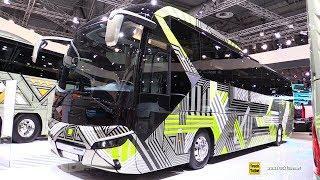 2019 Neoplan Tourliner 48 Seat Luxury Coach - Exterior and Interior Walkaround  2018 IAA Hannover
